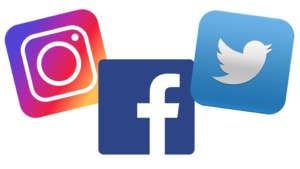 la fundación hay salida en las redes sociales