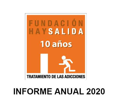Fundación Hay Salida: Informe Anual 2020