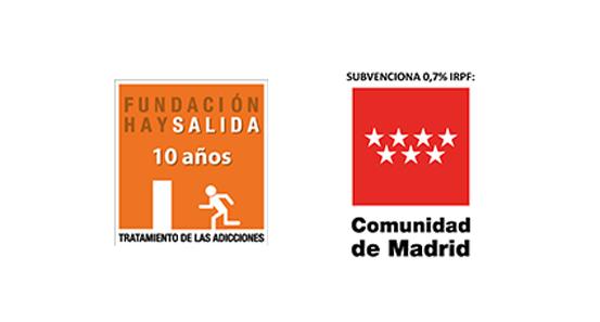 Fundación Hay Salida: Subvenciona 0,7% IRPF